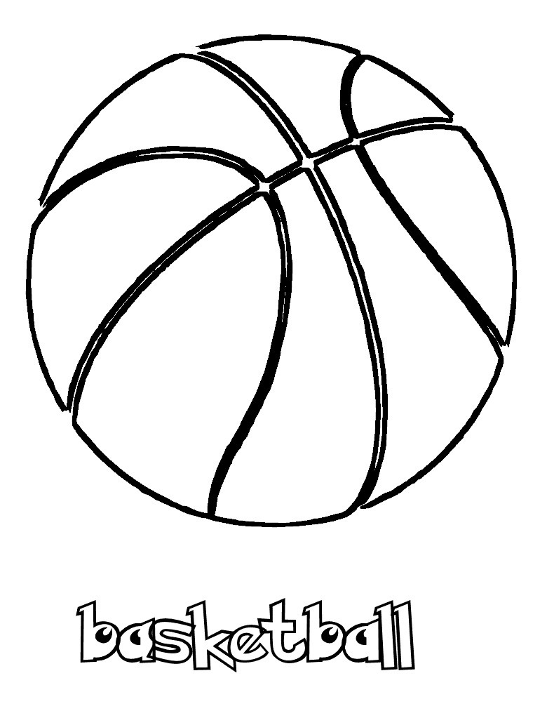 Simple Coloring Pages (4)