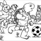 Soccer Coloring Pages (1)