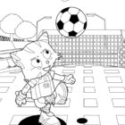 Soccer Coloring Pages (4)