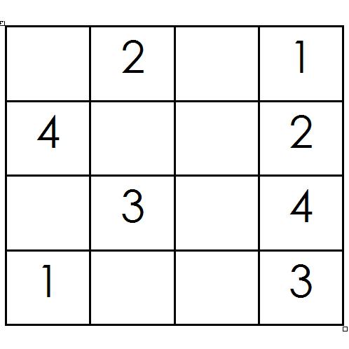 Sudoku Coloring Kids