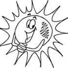 Sun Coloring Pages (13)