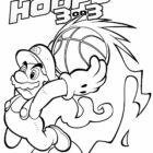 Super Mario Coloring Pages (2)