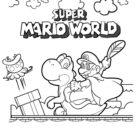 Super Mario Coloring Pages (4)