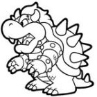 Super Mario Coloring Pages (8)