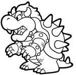 Super Mario Coloring Pages (8)