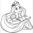 Tangled Coloring Pages (20)