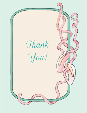 Thank You Cards (5)
