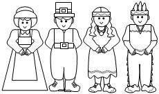 Thanksgiving Coloring Pages (5)