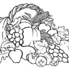 Thanksgiving Coloring Pages (6)