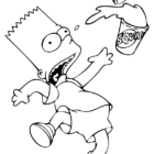 The Simpsons Coloring Pages (1)