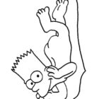 The Simpsons Coloring Pages (3)
