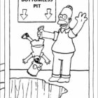 The-Simpsons-Coloring-Pages7