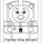 Thomas the Tank Engine Coloring Pages (1)