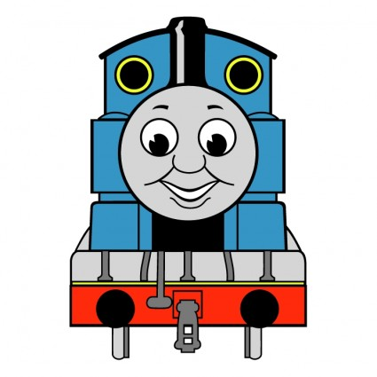 Thomas the tank engine Free vector for free download (about 2 files).