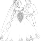 Wedding Coloring Pages (11)