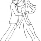 Wedding Coloring Pages (8)
