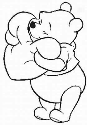 Winnie The Pooh Coloring Pages (2)