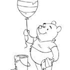 Winnie The Pooh Coloring Pages (6)