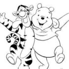 Winnie The Pooh Coloring Pages (7)