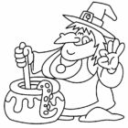 witch+and+couldron+halloween+coloring+page++6